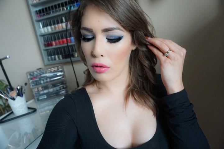 KIKO MILANO- The Artist makeup look