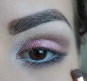 Highlight the inner corner of your eye; Shade Cl150, Brush ZOEVA 237