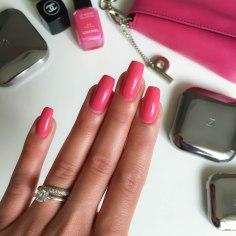 Chanel 619 Pink Tonic