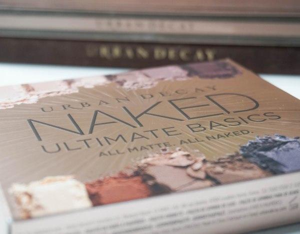 Urban Decay- Naked Ultimate Basics