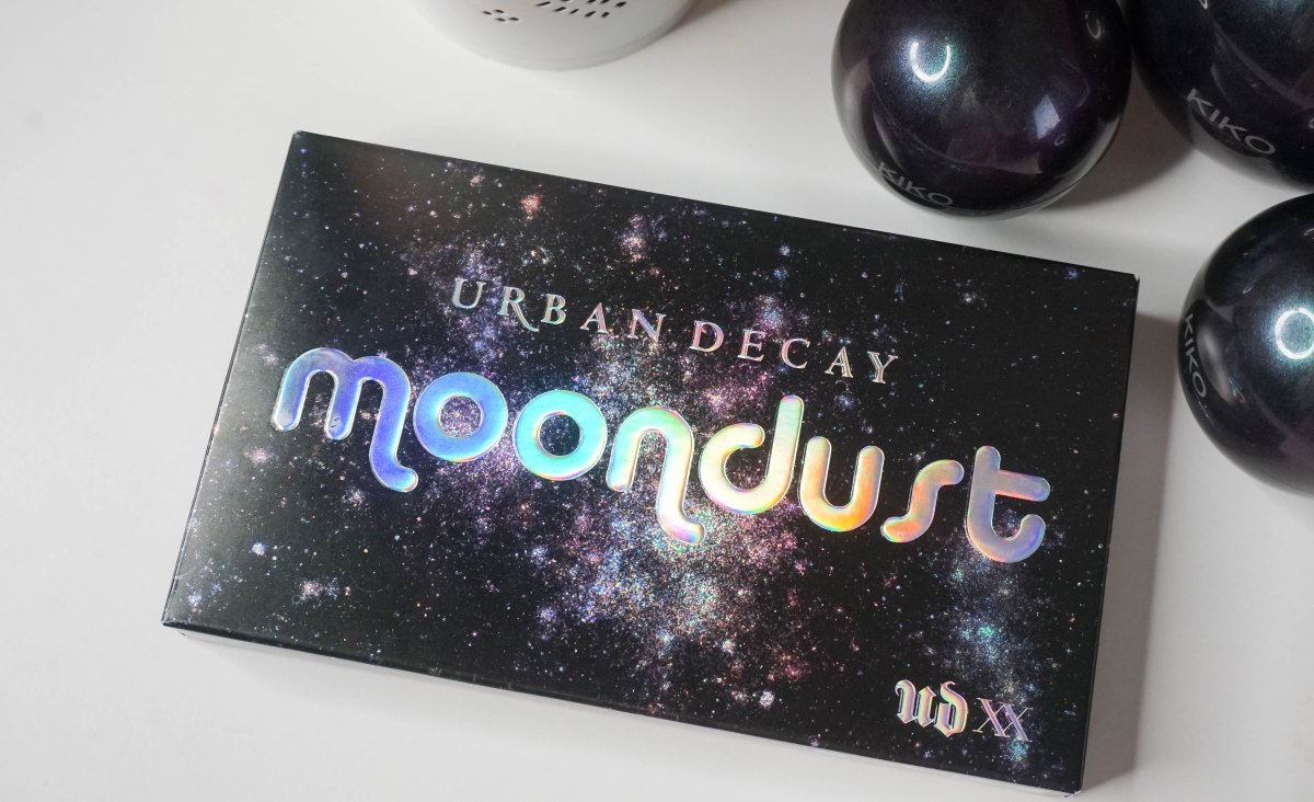 URBAN DECAY- MOONDUST PALETTE