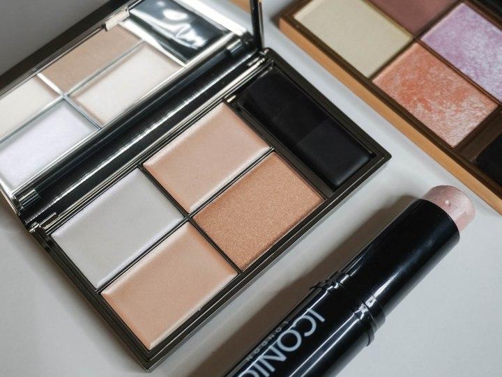 SLEEK MAKEUP Highlighting palette Precious Metals