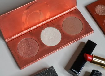 Zoeva Cosmetics Rose Golden face palette