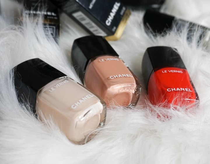 CHANEL- COCO CODES NAIL POLISH COLLECTION