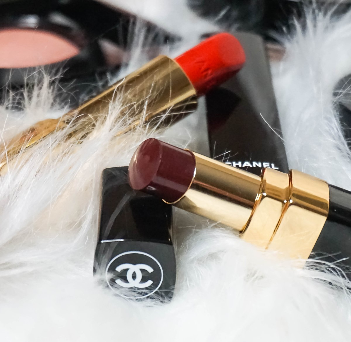 CHANEL- COCO CODES LIPSTICKS