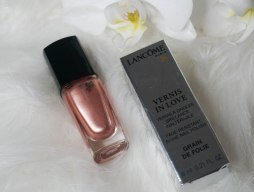 LANCÔME VERNIS IN LOVE Grain de Foile 403