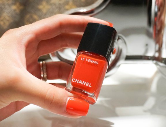 CHANEL Rouge Red