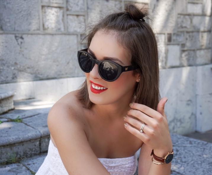 Woodzee Naomu sunglasses