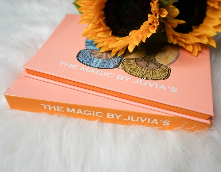 JUVIA'S PLACE- THE MAGICPALETTE