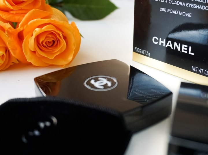 CHANEL- TRAVEL DIARY EYE MAKEUP PRODUCTS
