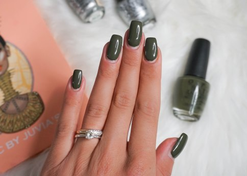 OPI- SUZI THE FIRST LADY OF NAILS