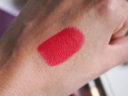 SWATCH: KIKO MILANO Everlasting Colour lip liner 410 and Velvet Passion lipstick 310