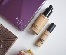 MAC Studio Fix fluid foundation and Pro Longer concealer